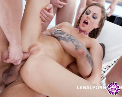 LegalPorno - Tina Kay - Happy B-Day Tina Kay 10 On 1 DAP Gangbang With Balls Deep Anal, Squirting, Gapes, 11 Cumshots GIO655 (FullHD/1080p/4.82 GB)