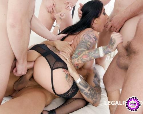LegalPorno - Lily Lane - Monsters Of DAP With Lily Lane Balls Deep Anal, Balls Deep DAP, Gapes, Swallow GIO659 (UltraHD/4K/11.6 GB)