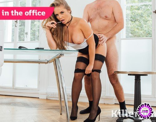 CumIntoMyOffice/Killergram - Alessandra Jane - Hot Babe In The Office (HD/720p/665 MB)
