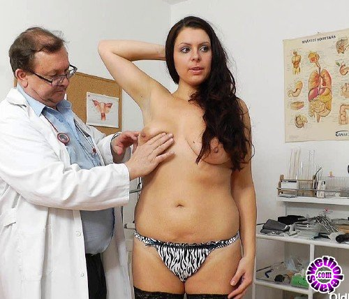 OldPussyExam - Carmelita - Old Pussy Exam (HD/720p/1.55 GB)