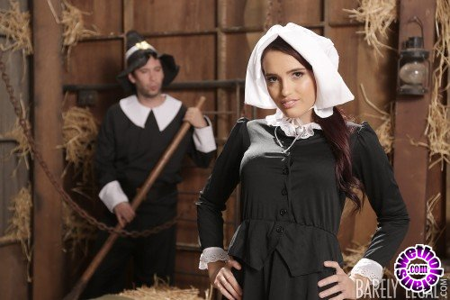 BarelyLegal - Brooke Haze - Barely Legal Amish Girls 2 (HD/720p/798 MB)