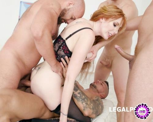 LegalPorno - Lauren Phillips - Dap Destination With Lauren Phillips Balls Deep Anal, DAP, Gapes, Swallow GIO700 (FullHD/1080p/4.23 GB)