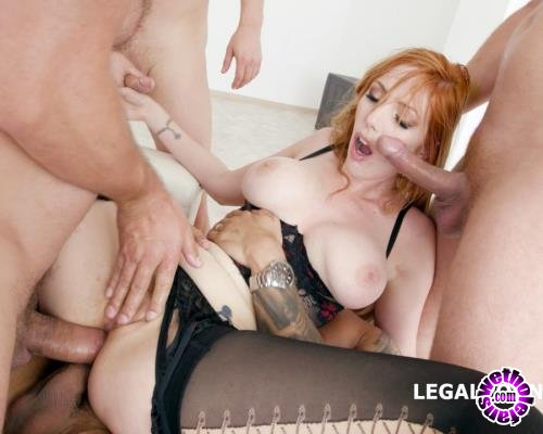 LegalPorno - Lauren Phillips - Dap Destination With Lauren Phillips Balls Deep Anal, DAP, Gapes, Swallow GIO700 (UltraHD/4K/11.1 GB)
