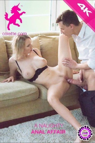 Colette - Florane - A Naughty Anal Affair (HD/642MB)