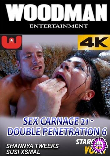 Sex Carnage 21 Double Penetration 6 (2018/WEBRip/SD/1.91 GB)