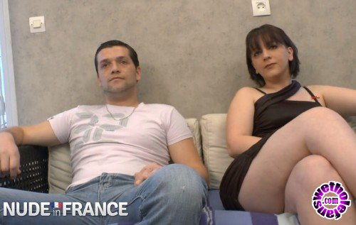 NudeinFrance - Cassandra - First time sodomy in front of a camera for this young amateur couple (HD/720p/496 MB)