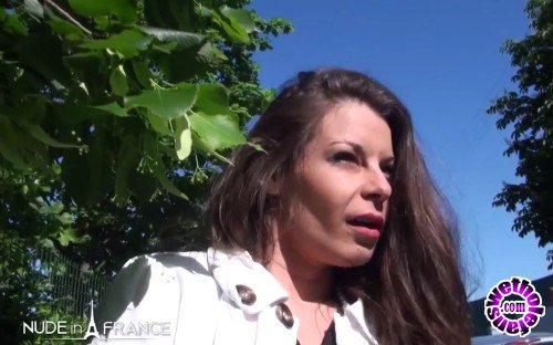 NudeinFrance - Lola Satine - Sexy brunette catched up in the street hard anal pounded and facialized (HD/720p/614 MB)