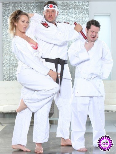 Cucked - Brett Rossi - No Limp Wimp In My Dojo (HD/926 MB)