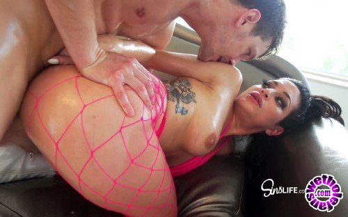 SinsLife - Kissa Sins - Slippery Sins (FullHD/1080p/1.45 GB)