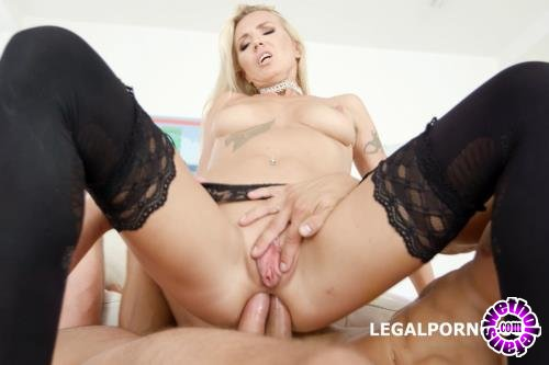 LegalPorno - Alina Long - Double Anal Creampies Alina Long Gets Anal, DP, First DAP And Creampie GL018 (FullHD/1080p/3.43 GB)