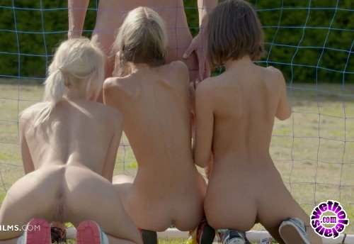 UltraFilms - Anabelle, Gina Gerson, Katy Rose - World Cup Final Battle (FullHD/1080p/2.20 GB)