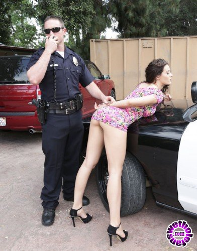 ScrewTheCops/Bang - Lana Rhodes - Finds Out Just How Big This Officers Night Stick Is (HD/638MB)