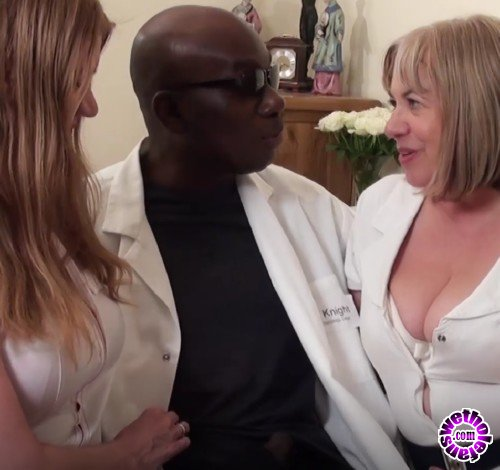 DirtyDoctorsVideos - Lily, Trisha - The New Doctor (FullHD/1080p/530 MB)