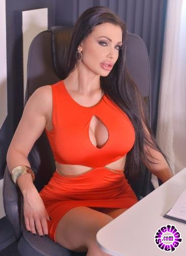 LegalPorno - Aletta Ocean - Voluptuous Nympho Aletta Ocean Gets Shaved Pink Banged Hard At The Office GP143 (HD/720p/924 MB)