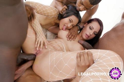 LegalPorno - May Thai, Jolee Love - Double Addicted BBC Edition With Jolee Love And May Thai Balls Deep Anal, DAP, ATOGM, Messy Cumshot GIO726 (FullHD/1080p/4.00 GB)