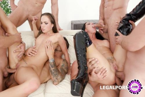 LegalPorno - Kristy Black, Texas Patti - Swarthy Angels 2, Texas Patti And Kristy Black Balls Deep Anal, Multiple DAP, Airplane, Gapes, Cumswapping With Swallow GIO742 (HD/720p/1.47 GB)