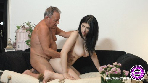BeautyAndTheSenior - Sheril Blossom - Beauty And The Senior (FullHD/1080p/1.57 GB)