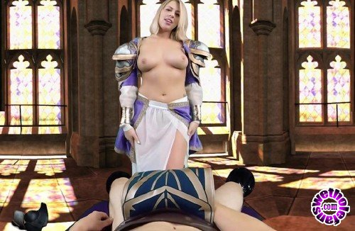 WhoreCraftHD - Zoey Monroe - The Mage Council Conspiracy  (HD/720p/489 MB)