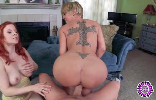 LadyFyre/Clips4Sale - Lady Fyre, Dee Williams - Mom Made Me Impregnate Aunt Dee (FullHD/1080p/1.14 GB)