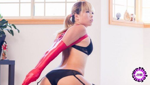 RestrictedSenses/Clips4Sale - Mina - Red Heels and Armbinder (FullHD/1080p/782 MB)