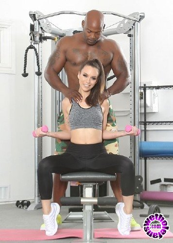 BCM - Jade Nile - Working Out On That Big Black Cock (HD/832MB)