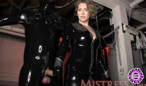 MistressT/Clips4Sale - Mistress T - New Rubber Slave Tested (HD/720p/318 MB)