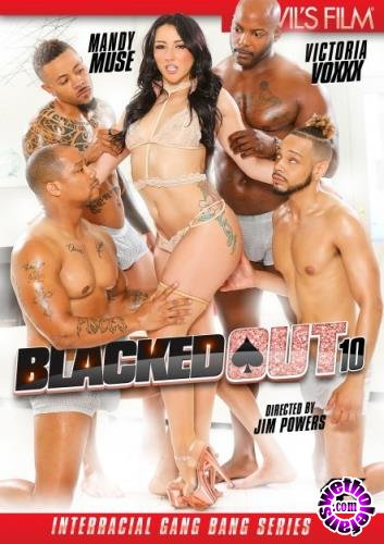 Blacked Out 10 (2018/WEBRip/SD/2.32 GB)