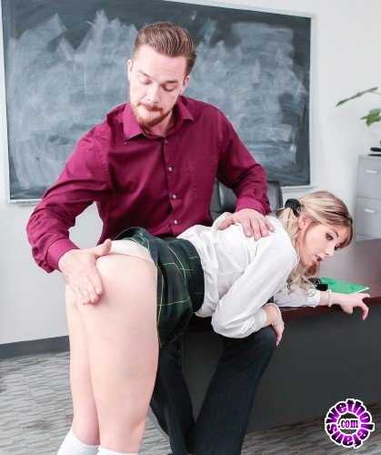 InnocentHigh/TeamSkeet - Vienna Rose - Corporal Pussy Punishme (FullHD/3.8G)