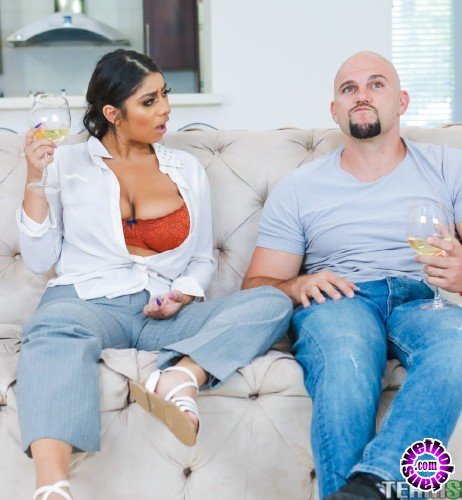 TittyAttack/TeamSkeet - Violet Myers - With Great Tits Cum Great Responsibilities (FullHD/4.3GB)
