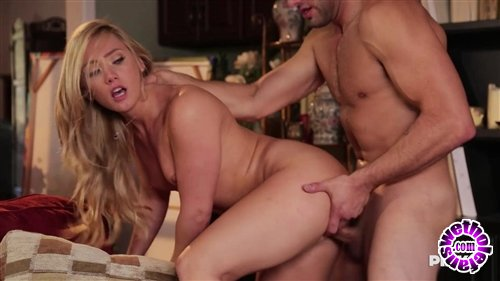PinkoClub -  AJ Applegate  - The Blonde Enjoys Together With A Real Stud  (HD/720p/406 MiB)