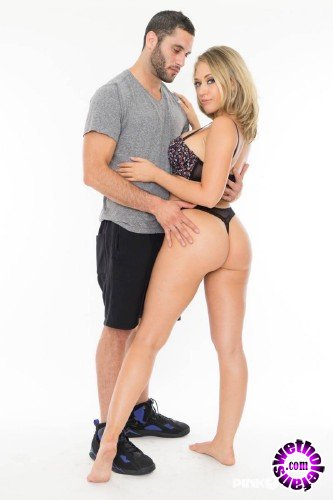 PinkoClub - Kagney Linn Karter - Blonde and prosperous girl fucked by a stud (FullHD/1080p/670 MB)
