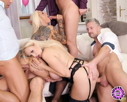 LegalPorno - Angel Wicky, Sophie Anderson - New Years Eve DAP Group Sex Orgy With Busty Sophie Anderson And Angel Wicky FS034 (FullHD/1080p/4.64 GB)
