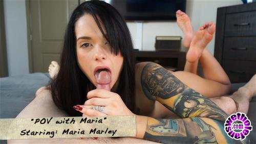 Clips4Sale - Maria Marley - POV with Maria (FullHD/1080p/1.25 GB)