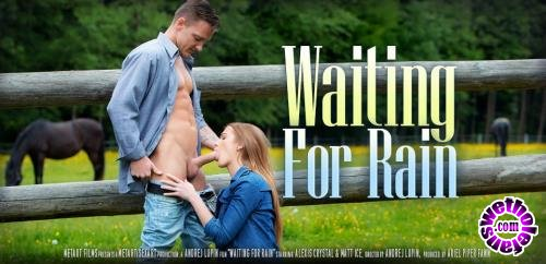 SexArt - Alexis Crystal, Matt Ice - Waiting for Rain (HD/720p/320 MB)