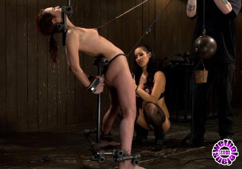Kink - Isis Love, Amber Rayne, The Pope - Part 1 of 4 of the Live February Shoot (HD/720p/482 MB)