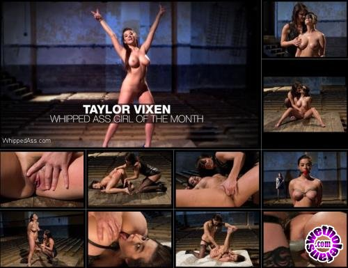 Kink - Bobbi Starr and Taylor Vixen - WHIPPED ASS GIRL OF THE MONTH APRIL 2019 (HD/720p/2.86 GB)