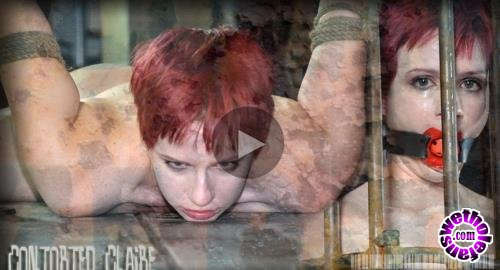 realtimebondage - Claire Adams - Contorted Claire 2 (HD/720p/766 MB)