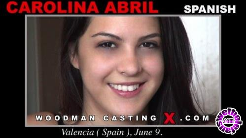 WoodmanCastingX - CAROLINA ABRIL - CAROLINA ABRIL - HARD - BED + 2 (HD/720p/891 MB)
