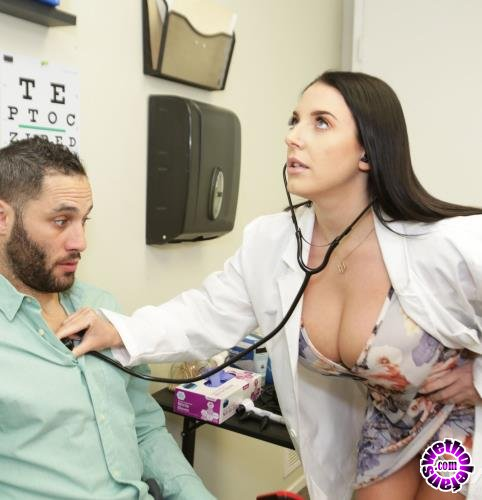 BangTrickery/Bang - Angela White - Angela White Is A Hot Doctor That Cures Her Patients Erectile Dysfunction (2019/FullHD/1.22GB)