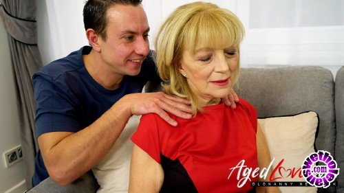 OldNanny/AgedLove - Suzana, Victor - 70yo granny has sex with younger guy (HD/720p/550 MB)