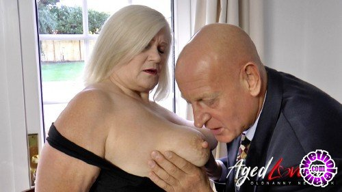 OldNanny/AgedLove - Lacey Starr, Paul Back - Lacey Starr has anal sex with her boss (FullHD/1080p/660 MB)
