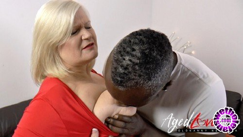 OldNanny/AgedLove - Lacey Starr - British pornstar Lacey has anal sex with black guy (HD/720p/662 MB)