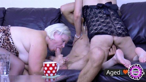 OldNanny/AgedLove - Lacey Starr - Two british matures fucking with boy (FullHD/1080p/1.77 GB)