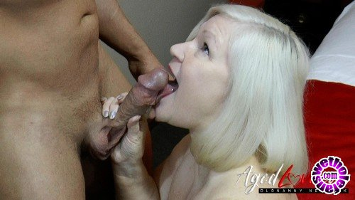 OldNanny/AgedLove - Lacey Starr - British model Lacey Starr fucked by muscular young man (FullHD/1080p/2.50 GB)