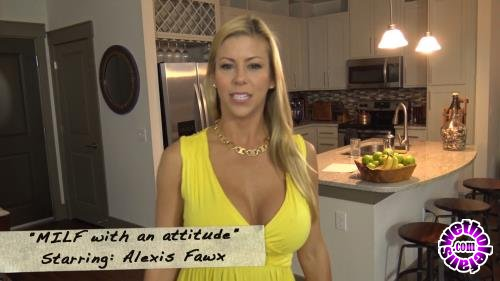 Clips4Sale - Alexis Fawx - MILF, with an attitude (FullHD/1080p/517 MB)