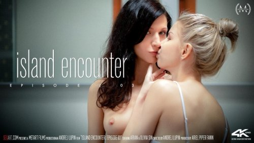 SexArt -  Arian, Olivia Sin  - Island Encounter. Episode 03  (HD/720p/406 MiB
