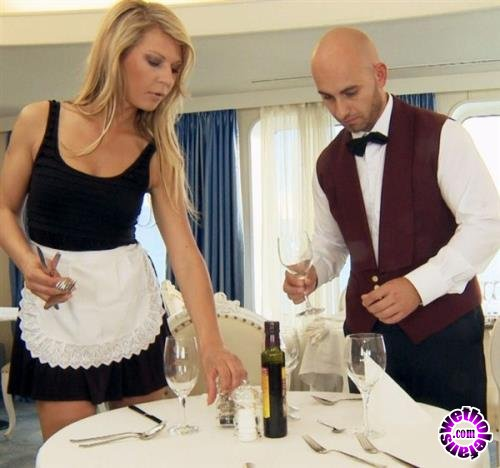 Private - Kristi Lust - The Waiter and the Maid (FullHD/1080p/745 MB)
