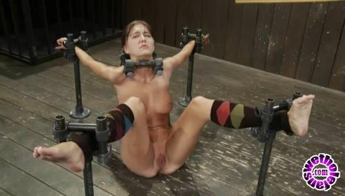 Kink - Alicia Stone-Matt Williams - Brutally bound, foot caned and made to cum over and over! (HD/720p/219 MB)