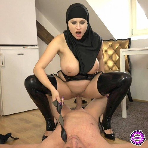 SexWithMuslims - Angel Wicky - Who wants to be her slave? (HD/720p/301 MB)