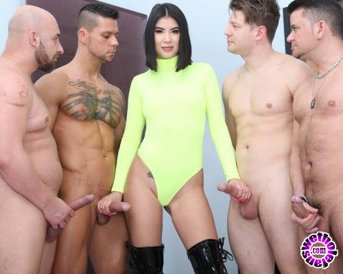 LegalPorno - Lady Dee - BlackEned With Lady Dee 4 White Then 4 Black No Pussy, Balls Deep Anal, DAP, Gapes, Creampie GIO977 (HD/720p/2.11 GB)